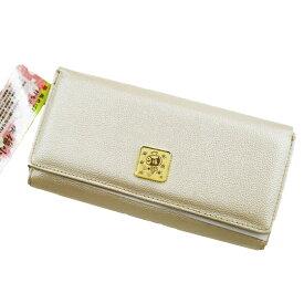 34a1819085a9 【送料無料】来福小槌財布シャンパンゴールド ラッピング無料 金運UP 縁起物