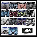 Lee【5枚組】ボクサーパンツLLサイズ
