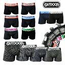 【BB】メンズ ボクサーパンツ 福袋【ブラック系】NEW OUTDOORブラックシリーズ ボクサーパンツ 5枚組 メンズ 送料…