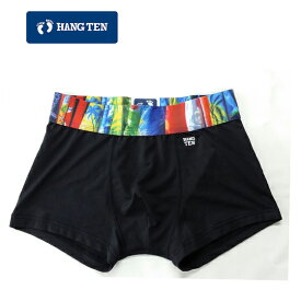【HANG TEN】ハンテンボクサーパンツ HT-BB-012 PREMIUMシリーズ  ボクサーパンツ メンズ