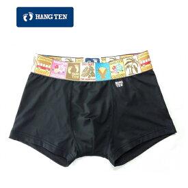【HANG TEN】ハンテンボクサーパンツ HT-BB-016 PREMIUMシリーズ  ボクサーパンツ メンズ