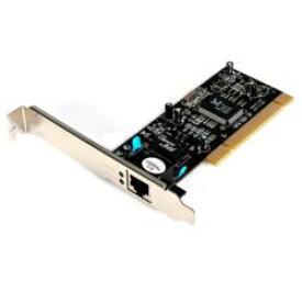 StarTech.com 32ビット ギガビットイーサネット 1P増設PCIカード ST1000BT32 目安在庫=○