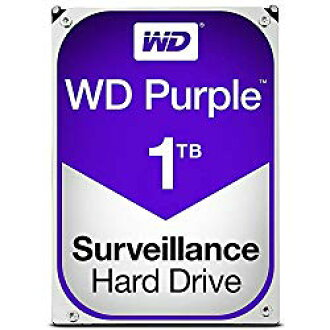 3.5 inches of incorporation HDD 1TB SATA6Gb/s 5400rpm indication stock = for the WESTERN DIGITAL WD10PURZ WD Purple monitoring○
