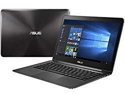ASUS 13.3型ノートパソコン ZenBook UX305UA(ブラック) UX305UA-6200 取り寄せ商品