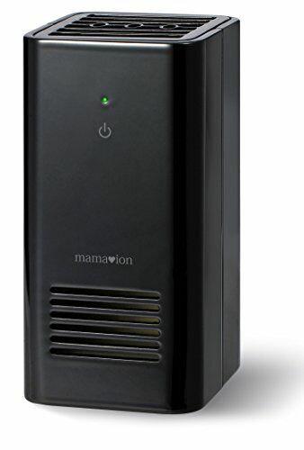 システムトークス マイナスイオンHEPAフィルタ空気清浄機/ママイオン ブラック(ION-TP3000-B) 取り寄せ商品