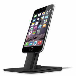 Twelve South HiRise Deluxe for iPhone/iPad ブラック TWS-ST-000031 取り寄せ商品