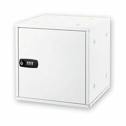アスカ 組立式収納ボックス ホワイト(SB500W) 取り寄せ商品
