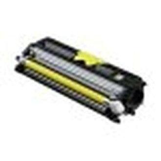 Konica Minolta large-capacity toner cartridge yellow (Y) (magicolor1600 series) (TCHMC1600Y) indication stock =△