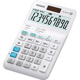 カシオ計算機 カシオ 電卓 10桁 W税率電卓 JW-100TC-N 取り寄せ商品