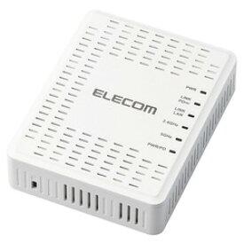 エレコム 法人用無線AP/Wi-Fi6(11ax)対応 2x2/1201+574Mbps同時通信対応/Webスマート(WAB-S1775) 目安在庫=○