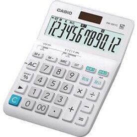 カシオ計算機 カシオ 電卓 12桁 W税率電卓 DW-200TC-N 取り寄せ商品