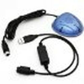 ユニバーサルシステムズ GPSレシーバー(PS/2)USB変換コネクタセット 取り寄せ商品
