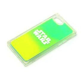 PGA iPhone SE(第2世代)/ 8 / 7 / 6s / 6 SW ネオンサンド ロゴ/GR(PG-DLQ20M15SW) 取り寄せ商品