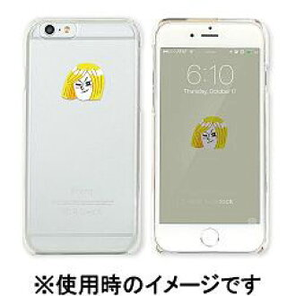 buy popular 68774 91cd8 FANTASTICK Line Friends Graphic Clear-James for iPhone 6/6s I6S06-16A709-11  order product [target product]