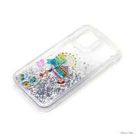 PGA iPhone 12 mini用 グリッターケース [トイ・ストーリー](PG-DLQ20F05TOY) 取り寄せ商品