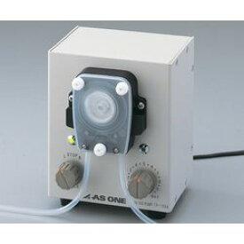 アズワン チュービングポンプ 0.1〜90mL/min (1台)(TP-10SA) 目安在庫=○