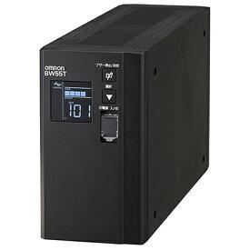 オムロン ソーシアルソリューションズ 無停電電源装置(常時商用給電/正弦波出力) 550VA/340W BW55T 目安在庫=△