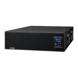オムロン ソーシアルソリューションズ BU5002R(常時インバータ/200V/5KVA/4.5KW/ラック3U/コンセント型) 取り寄せ商品