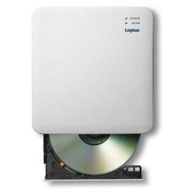 ロジテック(エレコム) WiFi対応CD録音ドライブ/5GHz/iOS_Android対応/USB3.0/ホワイト(LDR-PS5GWU3RWH) メーカー在庫品
