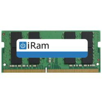 Memory 16GB (IR16GSO2400D4) order product for iRam Technology iMac (2017 27 inches)