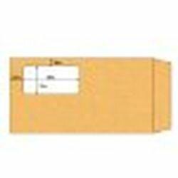ヒサゴ MF06 窓つき封筒 長形3号 クラフト紙 取り寄せ商品