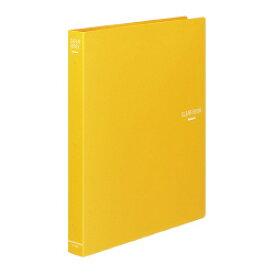 コクヨ ラ-460Y クリヤーブック替紙式A4縦30穴23枚ポケット 黄 取り寄せ商品