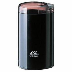 KALITA (カリタ) 電動コーヒーミル CM-50 (ブラック)(43017) 目安在庫=△