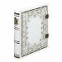 ナカバヤシ グレートハイネスアルバムウィンザー ホワイト アH-GL1001-W 取り寄せ商品