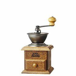 KALITA (カリタ) 手挽きコーヒーミル ミニミル(高さ160mm)(42005) 目安在庫=△