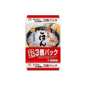 Malle (Toyo Suisan) warm rice 200gX3 pack (00030228) indication stock =○
