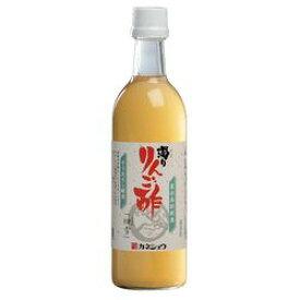 カネショウ 青森の味!蔵伝承酢酸菌 濁り りんご酢 「細雪」 500ml(372015) メーカー在庫品