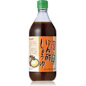 カネショウ 青森の味!おろしりんごがたっぷり りんごと柚子のぽん酢しょうゆ 500ml(C-20) メーカー在庫品