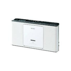 ソニー CDラジオ ホワイト ZS-E80/W 取り寄せ商品