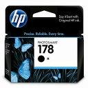 純正品 HP HP178インクカートリッジ 黒 CB316HJ (CB316HJ) 目安在庫=○