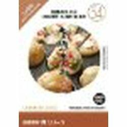 イメージランド 創造素材 食(54)粉物のススメ(お好み焼き・たこ焼き・麺・菓子)(対応OS:WIN&MAC)(935698) 取り寄せ商品