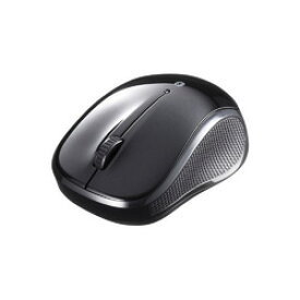 バッファロー BSMBB100BK Bluetooth BlueLED 静音 3ボタンマウス ブラック 目安在庫=○