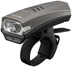 GENTOS(ジェントス) 自転車用 LED ヘッドライト USB充電式(XB-555LR) 取り寄せ商品