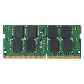 【P5E】エレコム EW2133-N8G RO DDR4-2133 260pin S.O.DIMM PC4-17000 8GB ノート用(EW2133-N8G/RO) 目安在庫=△