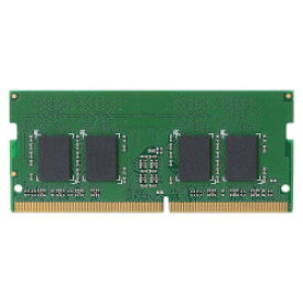 【P5E】エレコム EW2133-N4G RO DDR4-2133 260pin S.O.DIMM PC4-17000 4GB ノート用(EW2133-N4G/RO) 目安在庫=△