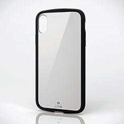 エレコム iPhone XR/TOUGH SLIM LITE/クリア/クリア(PM-A18CTSLCCR) メーカー在庫品