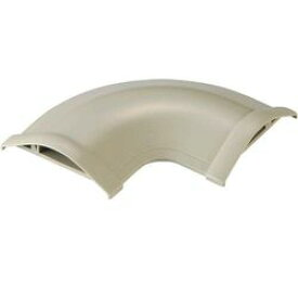 エレコム 床用モール 平面曲がり 両面テープ付 幅45mm(ベージュ) LD-GAM37A メーカー在庫品