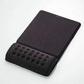 エレコム COMFY マウスパッド ブラック MP-095BK 目安在庫=○