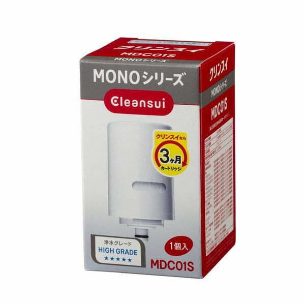 三菱レイヨンクリンスイ カートリッジ MDC01S 取り寄せ商品