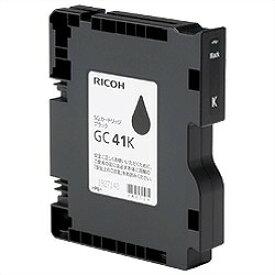 純正品 リコー SGカートリッジ ブラック GC41K (515807) 目安在庫=○
