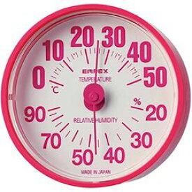 エンペックス気象計 ルシード温・湿度計(TM-2655) 取り寄せ商品