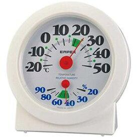 エンペックス気象計 ルシード温・湿度計(TM-2661) 取り寄せ商品