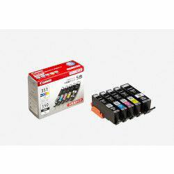 純正品 Canon キャノン BCI-351XL+350XL/5MP インクタンク (BK/C/M/Y) (6552B001) 目安在庫=○