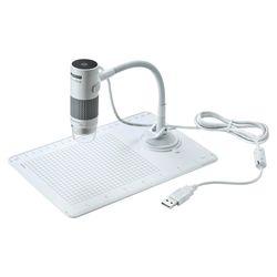サンワサプライ USB顕微鏡 LPE-07W メーカー在庫品