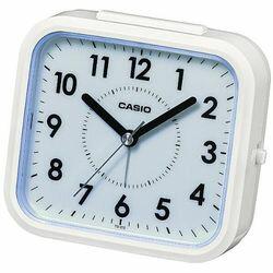カシオ計算機 置時計アナログ ホワイト TQ-272-7JF メーカー在庫品