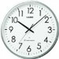 カシオ計算機 電波掛け時計アナログ シルバー IQ-2000J-8JF メーカー在庫品